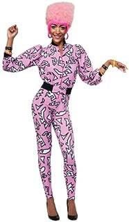 Costume Nicki Minaj Collection Pink Jumpsuit and Belt Costume