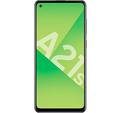puissant Samsung Galaxy A21s 4G 32 Go Noir + BON D'ACHAT AMAZON – Smartphone mobile débloqué – Compatibilité…