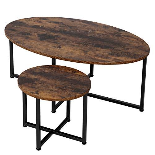 Muebles Auxiliares de Salon Industrial Marca Homfastyle