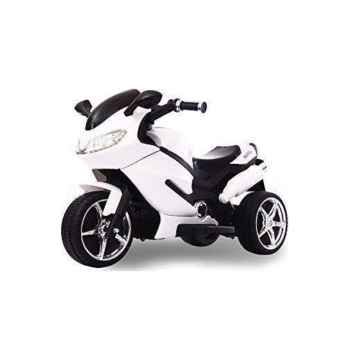 Coche de niños RC,SYXX infantil motocicleta eléctrica, Ride-on de la batería del coche, Coche de recargable niños, de los niños del coche eléctrico, de los niños por control remoto coche eléctrico, el