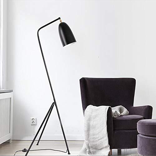 Wohnzimmer Schlafzimmer Studie skandinavischen minimalistischen kreative amerikanische Retro-Designer drei - Gabel Tuch Tischlampe