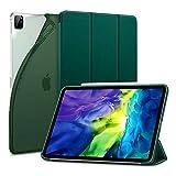 """ESR Custodia per iPad PRO 11"""" 2020, Cover con Retro Flessibile in TPU e Rivestimento gommato, Standby/Riattivazione Automatica, modalità di Visione/Digitazione per iPad PRO 11"""" 2020, Verde"""