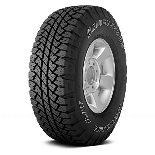 Bridgestone Dueler AT P255/70R18 Tire - with Outlined White Lettering - All Season - Truck/SUV