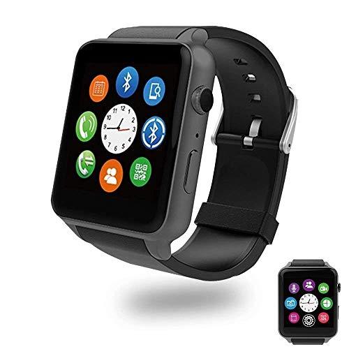 LUXSURE Draadloze Fitness Tracker Waterdichte Bluetooth Tracker Armband te Monitor Hartslag & Stappenteller Compatibel met iPhone Samsung IOS & Android