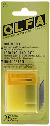 Blade Knife Hobby 25 Pack