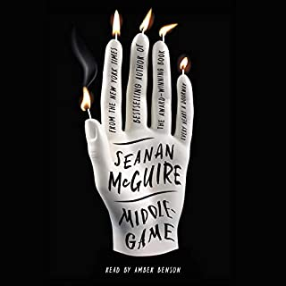 Middlegame                   By:                                                                                                                                 Seanan McGuire                               Narrated by:                                                                                                                                 Amber Benson                      Length: 17 hrs and 30 mins     111 ratings     Overall 4.5