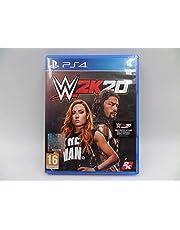 WWE 2K20 PS4 Game [UK-Import]