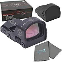 Sightmark Reflex Sight Mini M-Spec FMS Bundle with a Cleaning Cloth