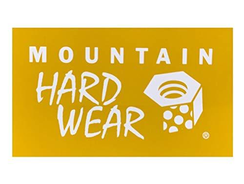 MOUNTAIN HARDWEAR(マウンテン ハードウェア)ステッカー BE/WT 【 MOUNTAINHARDWEAR ・ マウンテンハード...