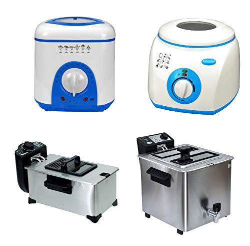 Maxell Power CE FREIDORA ELECRICAA 1L 2L 3,5L Y 8L 4 Modelos 950W 1300W 2000W 3000W Calidad Escoger Modelo (Freidora 1 litro)