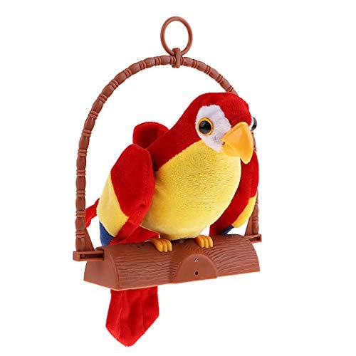TOSSPER 1PC Linda del Loro del alimentador del p/ájaro de la Jaula de Frutas Verduras Titular de la Jaula Accesorios Cesta Colgante contenedores Juguetes de Aves Mascotas