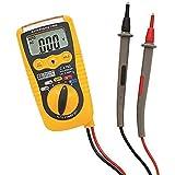 Multimetrix MMXP01191740Y Multimètre numérique de poche, 600 V, Jaune