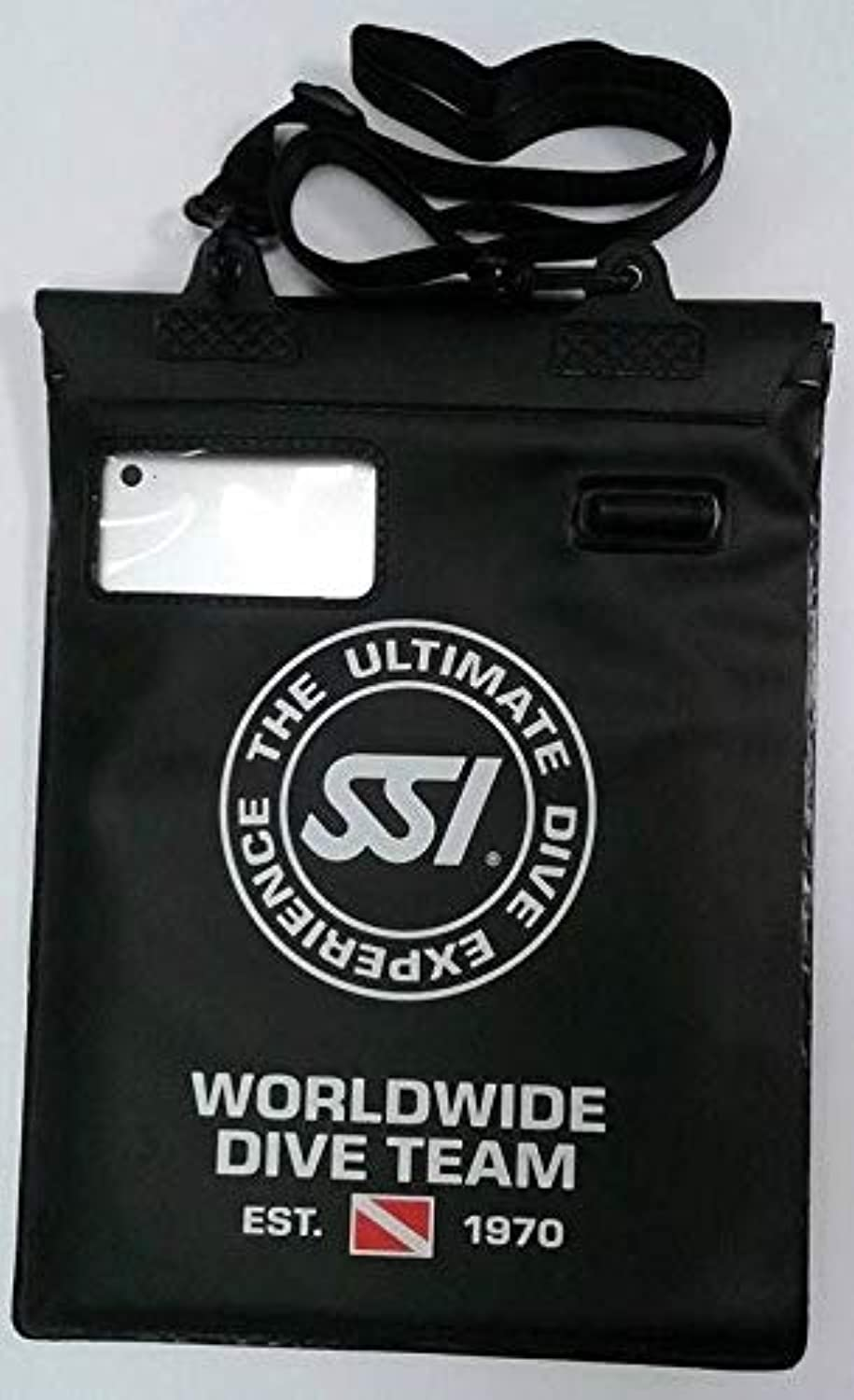 Scuba Schools International SSI iPad Dry Case