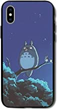 1 piece My Neighbor Totoro Shell Case Cover for iPhone 5 5S SE 6 6S 7 8 Plus X XS Max XR Samsung Galaxy Note 8 9 S6 S7 S8 S9 Edge Plus