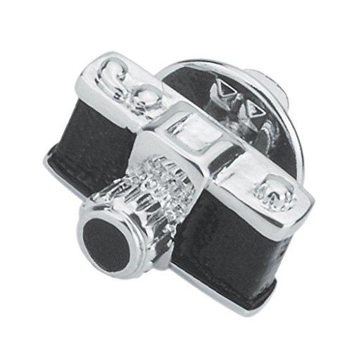Milageto Pin de Solapa Esmaltado Broche de Cámara Pin de Insignia para Mochilas Ropa Bolsos Chaquetas Sombreros