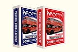 Phoenix Double Decker (Red and Blue) by Card-Shark - Trick