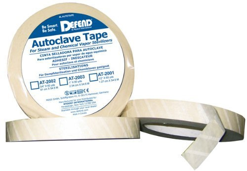 DEFEND Autoclave Sterilization Tape Steam Dry Heat or Chemical Sealer CSR Dental (1