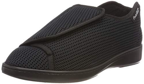 Podowell ABITA Unisex-Erwachsene Sneaker, Schwarz, 43 EU