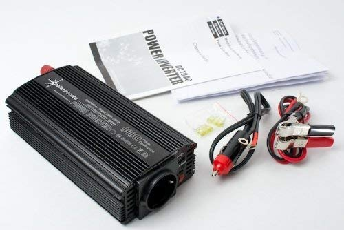 Spannungswandler 600-1200 Watt 24-230V