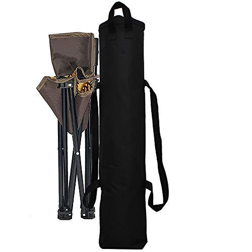 NGIL Black Solid Color Folding Chair Carry Bag (Replacement Bag) Please Read Description