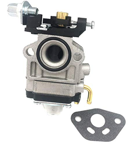 Scooter Parts Palace 10mm Carb Carburetor and Gasket Compatible with Echo ProLite PB-260L Backpack Leaf Blower Gas Powered