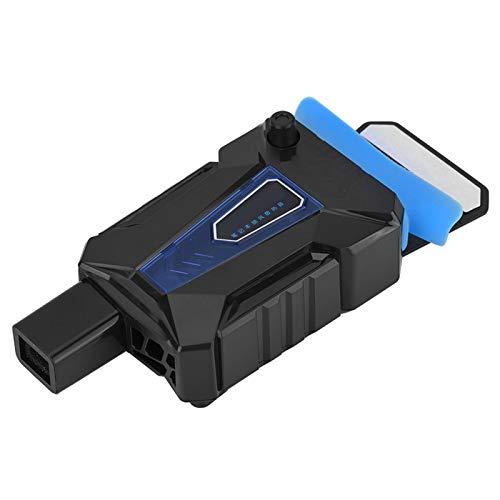 Shipenophy New Look Cooler 5V Portátil USB Ultra silencioso Ventilador de enfriamiento de Alta operación Mini Viento Grande para computadora portátil