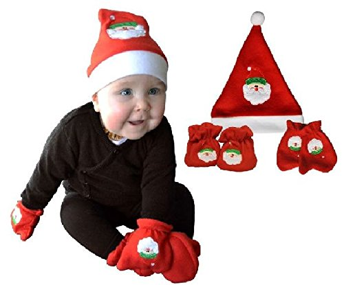 Sandy - Set bébé Noël 3 pièces-1/2 ans