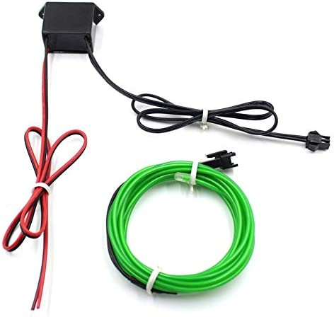 CDQU Portable 1 Max 44% OFF 2 3 5 10M Wire Neon Lig DC12V Controller Ranking TOP5 EL with