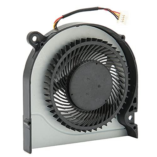 Ventiladores de refrigeración de CPU para computadora, disipación de calor fuerte, duradero, compatible, radiador de computadora para computadoras portátiles Acer Predator Helios 300 / g3‑571