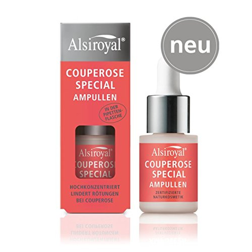 Alsiroyal Couperose Spezial Ampullen Serum 15ml