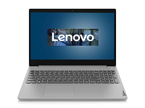 Lenovo IdeaPad 3 Laptop 39,6 cm (15,6 Zoll, 1920x1080, Full HD, IPS, matt) Slim Notebook (Intel Core i5 Prozessor 1035G1, 8GB RAM, 1TB SSD, Intel UHD-Grafik, Windows 10 Home) Silber, 81WE00T8GE
