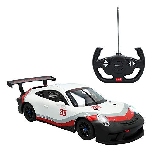 Rastar - Coche radiocontrol Porsche 911 GT3 CUP, Eescala 1:1