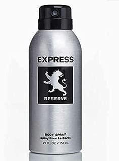 Best express reserve body spray Reviews