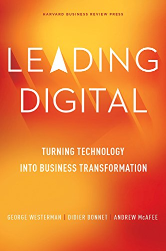 Leading Digital: Turning Technology into Business Transformationの詳細を見る