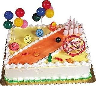 Cake Decorating Kit CupCake Decorating Kit Sports Toys (Bowling Kit)