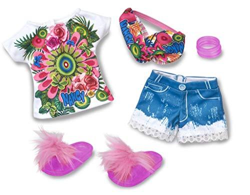 Nancy Luxury Tropic, ropita de Verano para la muñeca Recomendado para niños y niñas a...