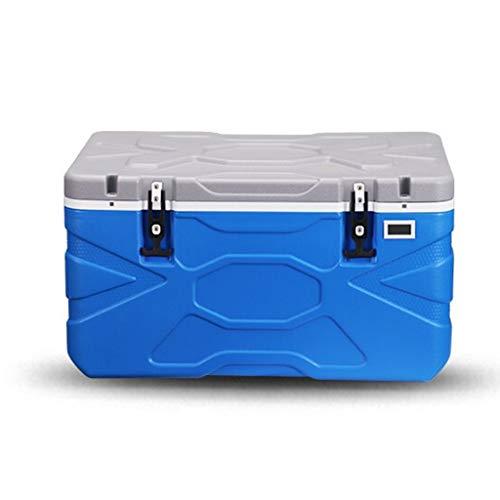 LTINN Hochleistungs-isolierte Kühlbox, 40 l, 55 l Fassungsvermögen, kann EIS hinzufügen und hält bis zu 7 Tage kühl