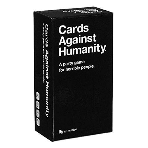 FPTB kartenspiele Erwachsene lustig,Karten gegen die menschlichkeit(AU Edition),brettspiele fur Erwachsene,Geburtstag, (A Party Game for Horrible People)
