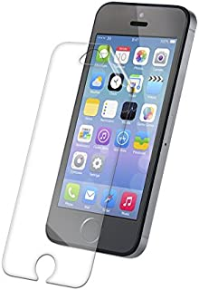 ZAGG InvisibleShield HDX Screen Protector - HD Clarity + Extreme Shatter Protection for Apple iPhone 5 / iPhone 5S / iPhone 5SE