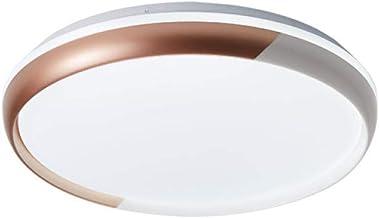 Plafondverlichting LED 36W Φ50CM×9CM Traploos dimbare afstandsbediening Round Flush Mount Moderne woonkamer plafondlamp sl...