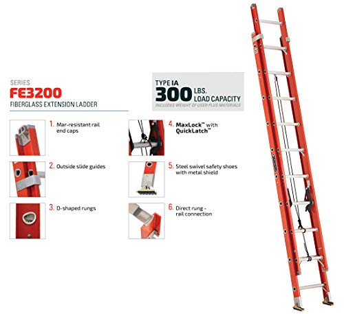 best ladder for two story house