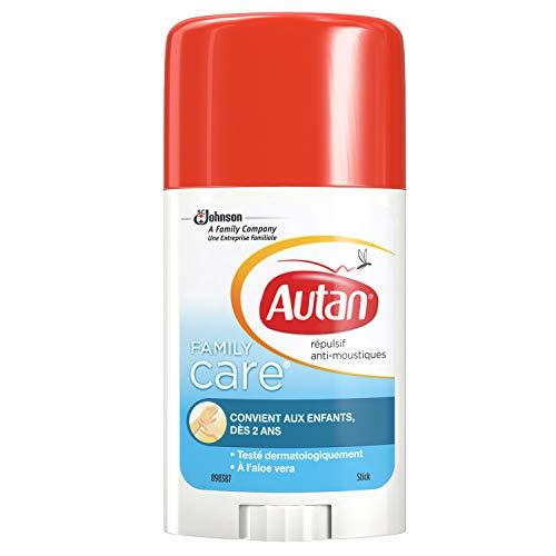 Autan Stick de protección antimosquitos Family Care 50ml–juego de 4