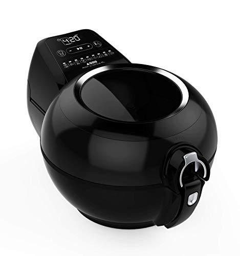 Seb AH960800 Friteuse sans huile Cuve amovible Cuisine saine Actifry Genius XL 8 personnes - 1,7 kg...
