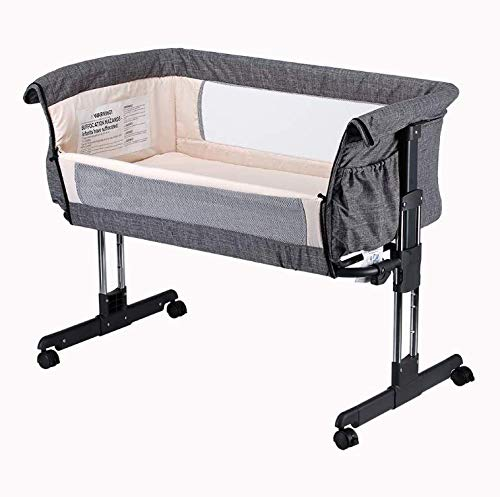 Cheap Easy Folding Portable Bedside Sleeper for Baby