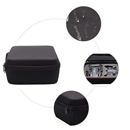 VERLOCO Drone Handtasche, Waterproof Hardshell Case Box,Rucksack Wasserdichter Tragetasche Aufbewahrungstasche Case Für For VISUO XS816 XS809 XS809S XS816 Drone 9.05x7.87x4.33in
