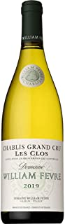 ■お取寄せ ドメーヌ ウィリアム フェーブル シャブリ グランクリュ レ クロ [2019] [ 白 ワイン フランス ブルゴーニュ ]