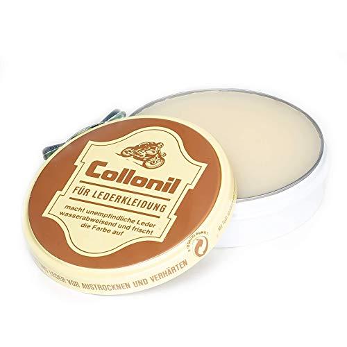 Collonil für Lederkleidung Schuhpflege farblos, 75 ml