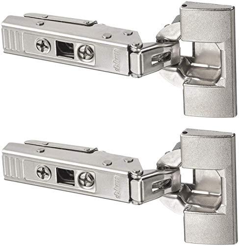 Ikea 602.046.45 UTRUSTA Scharnier, 2er-Pack