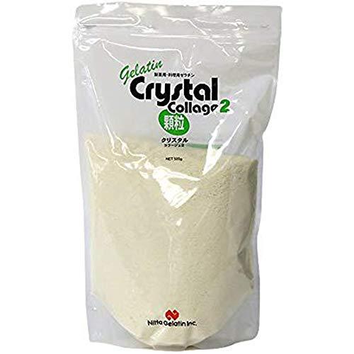 【製菓用】 新田ゼラチン 料理用ゼラチン Crystal Collage2 クリスタルコラージュ2 顆粒 5kg