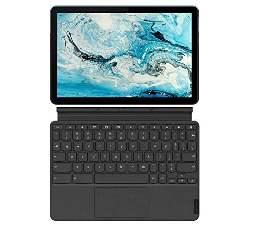 Lenovo IdeaPad Duet CT-X636F MediaTek P60T 4GB 128GB eMCP 10.1 Inch FHD Touchscreen ChromeOS Tablet